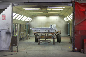 Image of Paint Booth