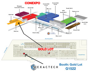 Booth Map Location 3_ExacTech